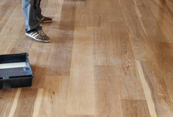 Floor sanding, Newquay