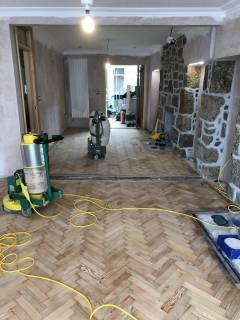 Hardwood Floor renovation Services in devon